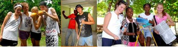 Haiti Teen Trip 2012