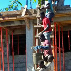 Up on the Roof – Strong and Secure Concrete