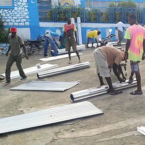 Rebuilding Roofs Rebuilding Lives